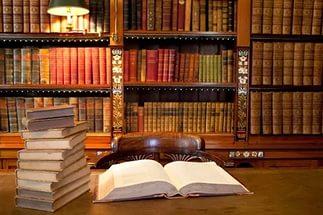Открыть страницу посвященную школьной библиотеке