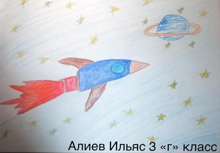 Алиев Ильяс 3г