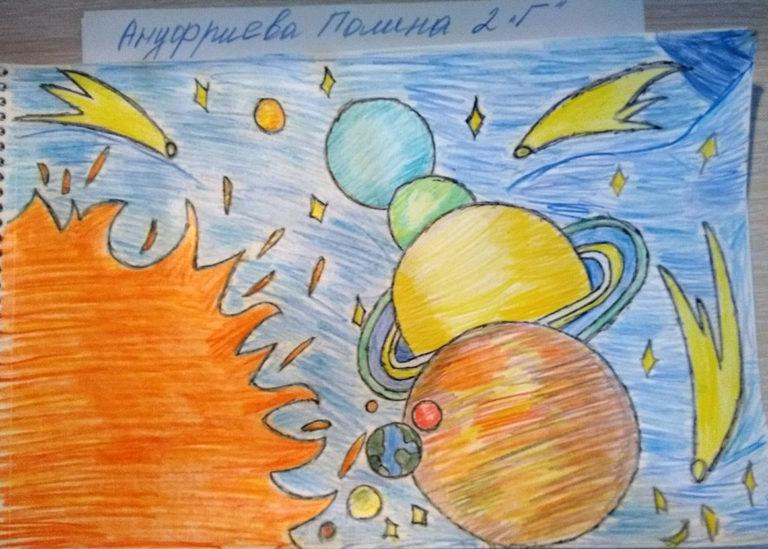 Ануфриева Полина 2г