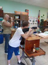 тренировка стрельбы ВПК Маяк