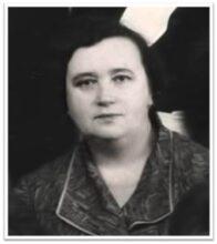 Дворянинова Мария Васильевна, директор школы 19 города сызрань 1961-1967