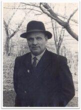 Егоров Иосиф Михайлович, директор школы 19 города сызрань 1958-1961