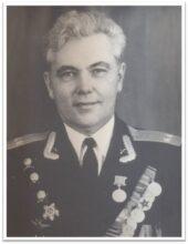 Козырев Александр Федорович, директор школы 19 города сызрань 1967-1982